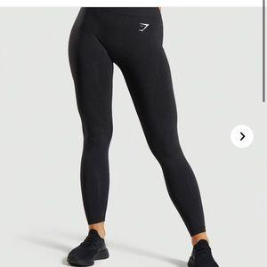 Gymshark Vital Seamless Legging black medium
